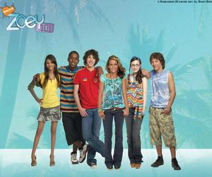 victoria justice and zoey 101 image