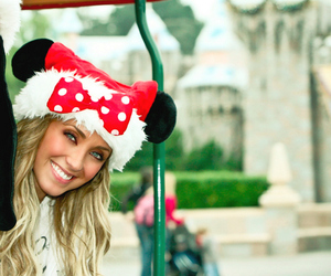 Anahi, mickey mouse, and rebelde image