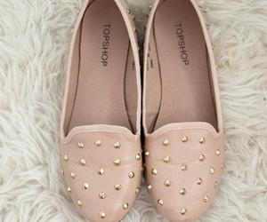 shoes, topshop, and studs image