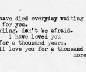 love, quotes, and Lyrics image