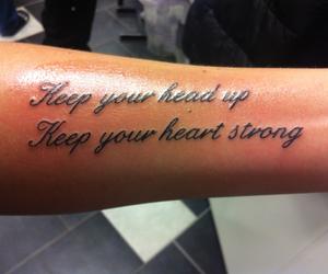 tattoo, girl, and beautiful image