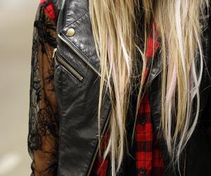 hair, fashion, and long hair image