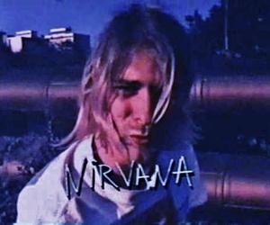 nirvana and kurt cobain image