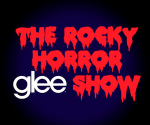 glee, music, and horror image