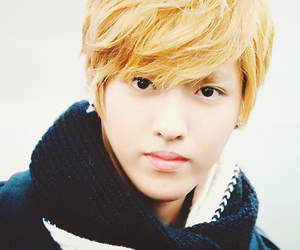exo, wufan, and kris image