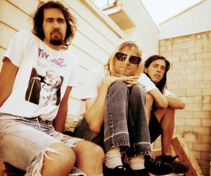 dave grohl and krist novoselic image