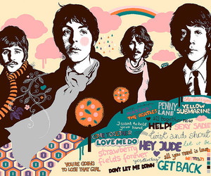 beatles, the beatles, and da jubs image