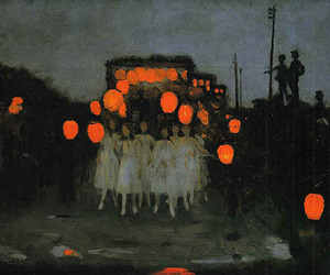 art, painting, and thomas cooper gotch image