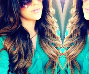 ombre and nicole guerriero image