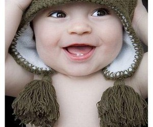 baby, smile, and sweet image