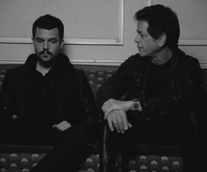 the killers, lou reed, and brandon flowers image