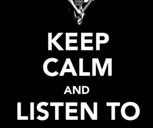 muse and keep calm image