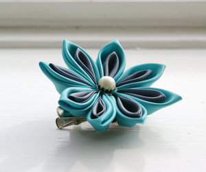 brooch, etsy, and hair flower image