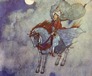 Edmund Dulac and sky image
