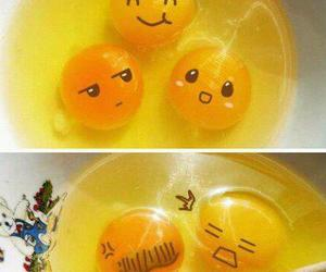 eggs, kawaii, and egg image
