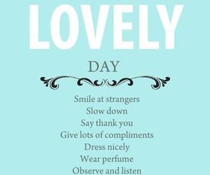 quotes, lovely, and smile image