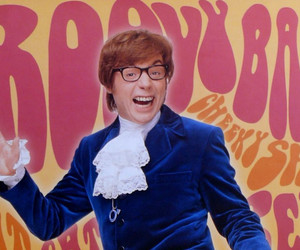 60's and austin powers image