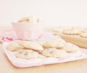 food, Cookies, and pastel image