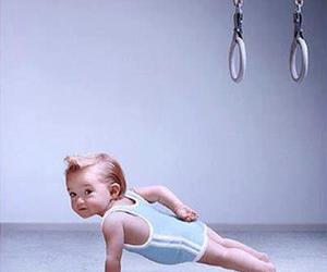 sport, amazing, and baby image