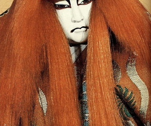 1976, hair, and japanese image