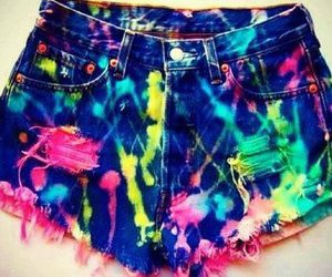shorts, short, and colors image