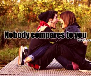 couple, meet, and nobody image
