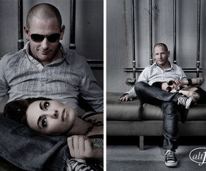 dark, corey taylor, and emy image