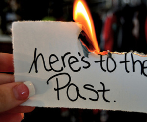 past, fire, and burn image