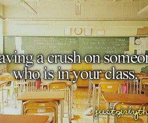 crush, love, and class image