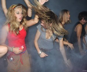 girl, girls, and party image