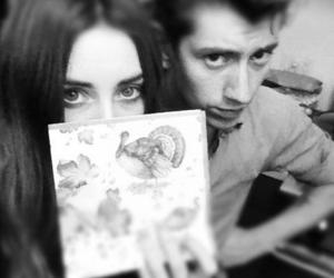 alex turner, arielle vandenberg, and arctic monkeys image