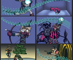 comic, fanart, and funny image