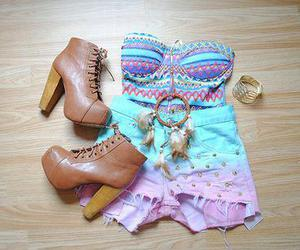 bracelet, clothing, and outfits image