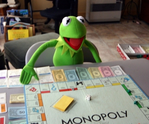 Monopoly Muppet