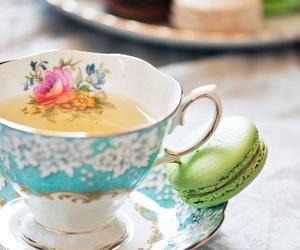 tea, vintage, and yummy image