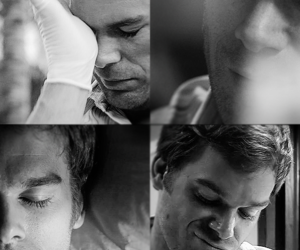 Dexter, dexter morgan, and Michael C. Hall image
