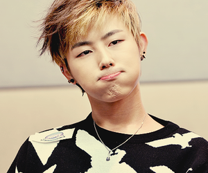 u-kwon, block b, and kpop image