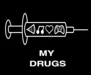 music, love, and drugs image