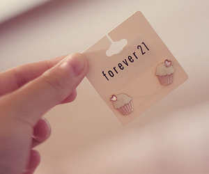 forever 21, cute, and cupcake image
