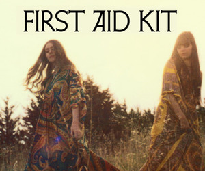 First Aid Kit and new weird america image