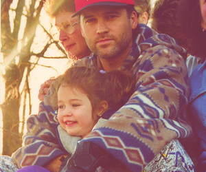 miley cyrus, miley, and billy ray cyrus image