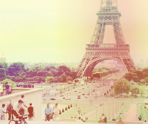 eiffel tower, france, and like image