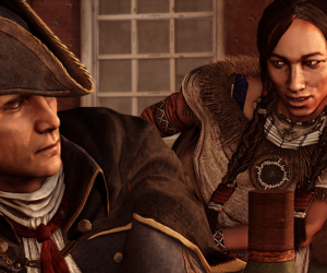ac, assassin's creed 3, and assassin's creed image