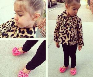 fashion, little girl, and cute image