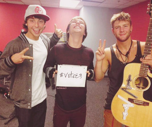 emblem3, boy, and drew image