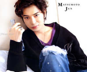 arashi and matsumoto jun image