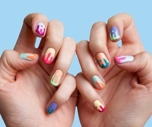 art, beautiful, and nail polish image