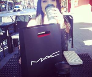 mac, girl, and fashion image