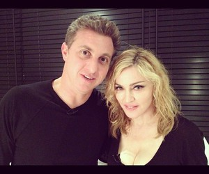 madonna and luciano huck image