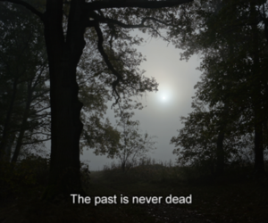 past, dead, and quote image